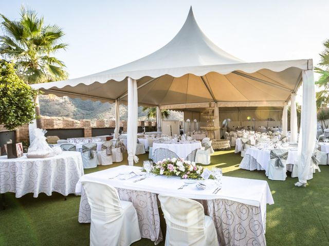 La boda de Allan David y Rocío en Arenas, Málaga 30