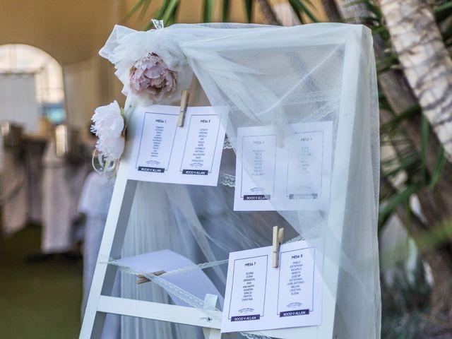 La boda de Allan David y Rocío en Arenas, Málaga 34