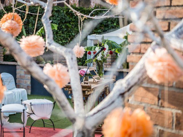 La boda de Allan David y Rocío en Arenas, Málaga 36
