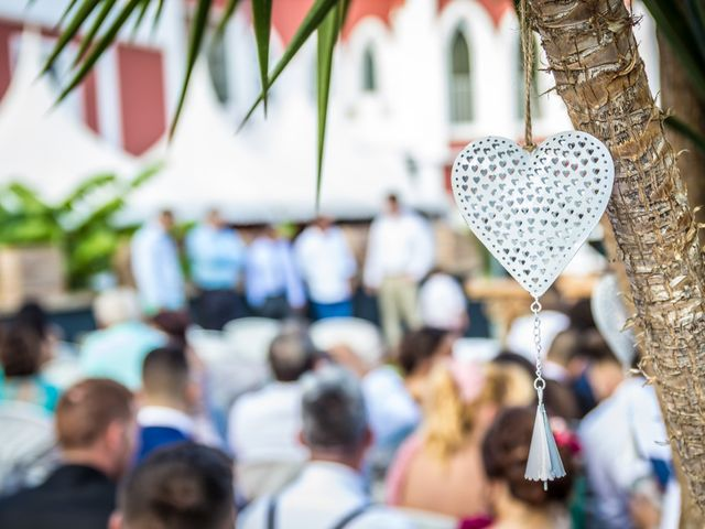 La boda de Allan David y Rocío en Arenas, Málaga 37