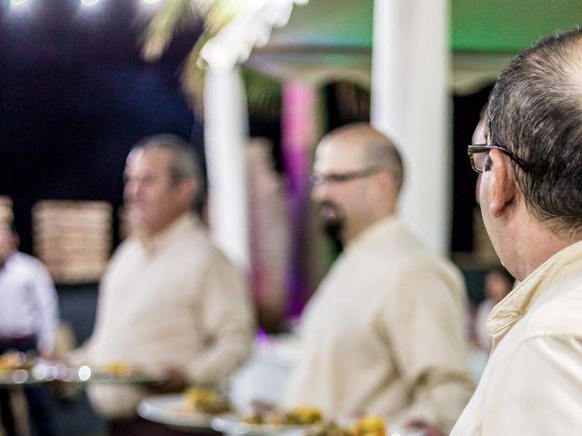 La boda de Allan David y Rocío en Arenas, Málaga 41