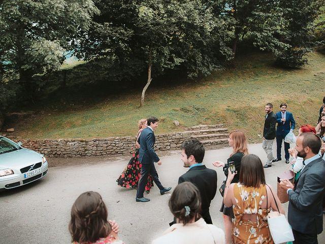 La boda de Andoni y Igone en Bilbao, Vizcaya 15