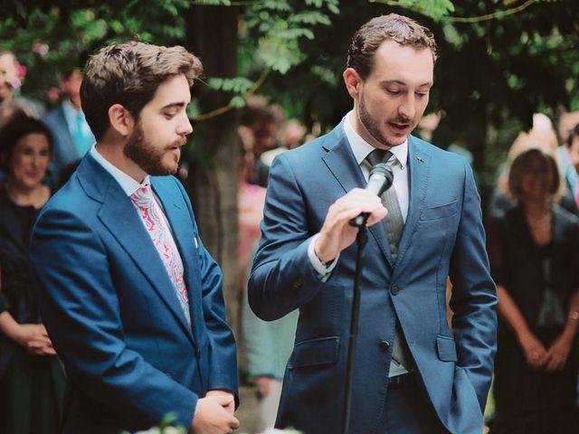La boda de Andoni y Igone en Bilbao, Vizcaya 23