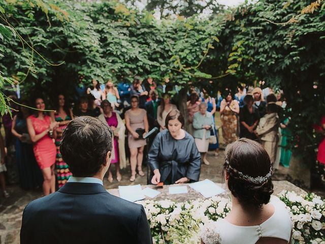La boda de Andoni y Igone en Bilbao, Vizcaya 24