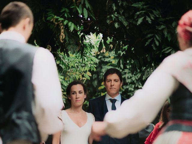 La boda de Andoni y Igone en Bilbao, Vizcaya 27