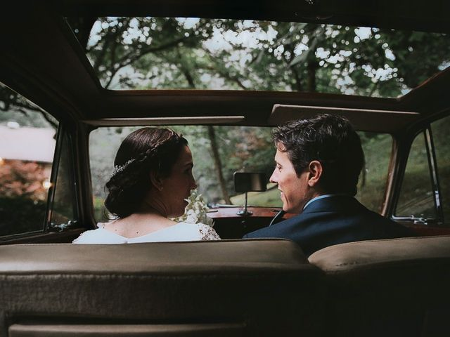 La boda de Andoni y Igone en Bilbao, Vizcaya 32