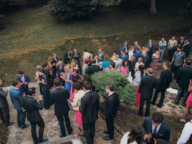 La boda de Andoni y Igone en Bilbao, Vizcaya 42