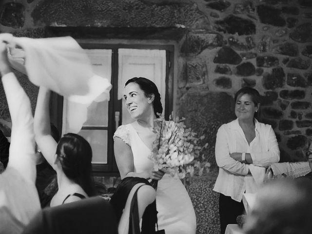 La boda de Andoni y Igone en Bilbao, Vizcaya 47