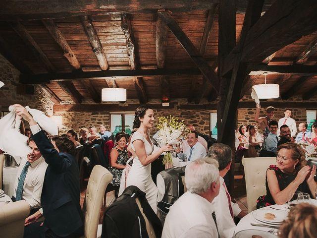 La boda de Andoni y Igone en Bilbao, Vizcaya 48