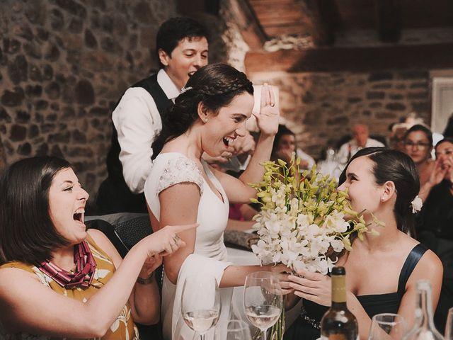 La boda de Andoni y Igone en Bilbao, Vizcaya 60