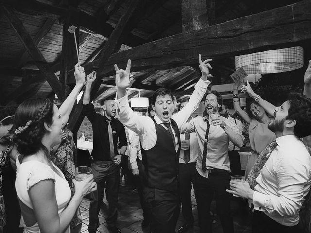 La boda de Andoni y Igone en Bilbao, Vizcaya 72