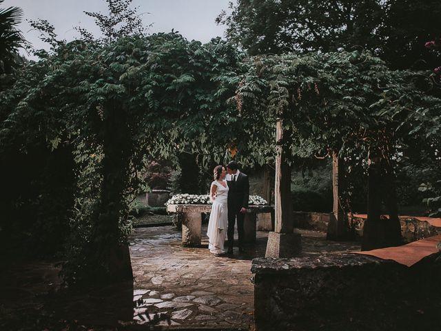 La boda de Igone y Andoni