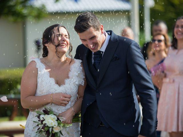 La boda de Olalla y Miguel