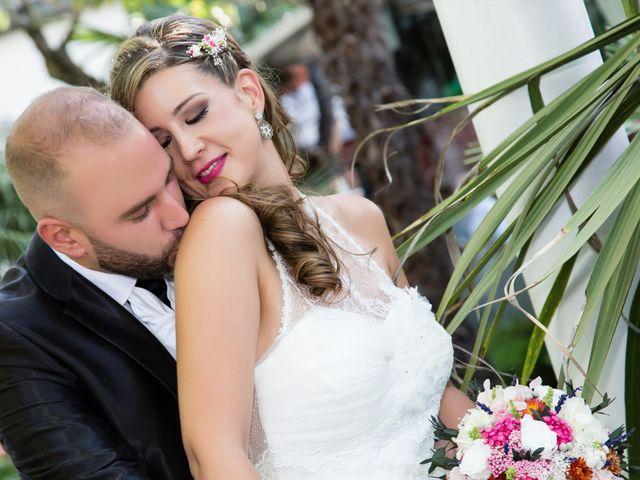 La boda de Javier y Sara en Madrid, Madrid 2