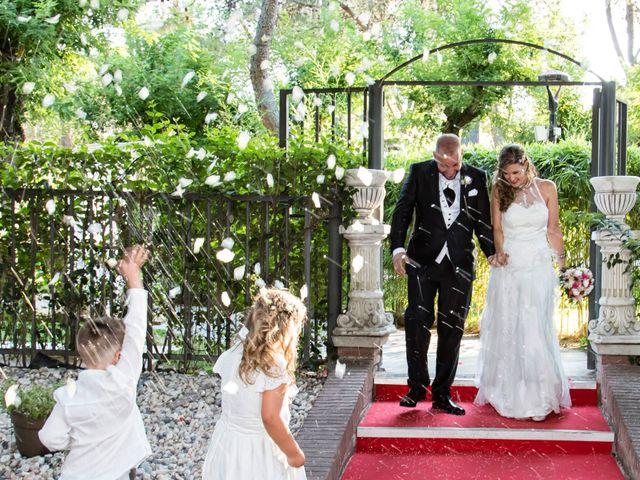 La boda de Javier y Sara en Madrid, Madrid 14