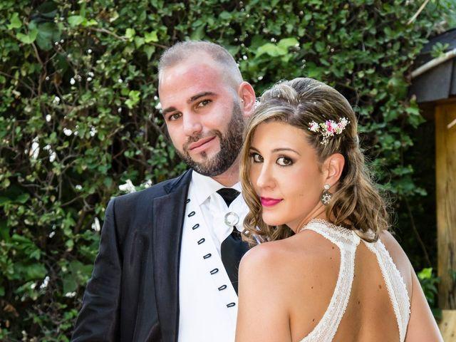 La boda de Javier y Sara en Madrid, Madrid 15
