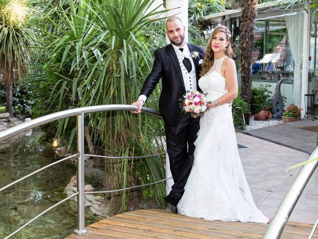 La boda de Javier y Sara en Madrid, Madrid 1