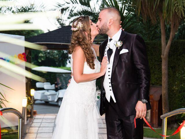 La boda de Javier y Sara en Madrid, Madrid 20