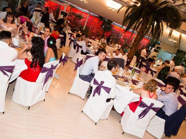 La boda de Javier y Sara en Madrid, Madrid 21