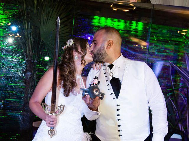 La boda de Javier y Sara en Madrid, Madrid 24