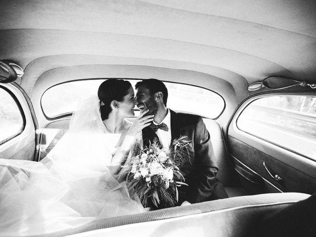 La boda de Claire y Josep