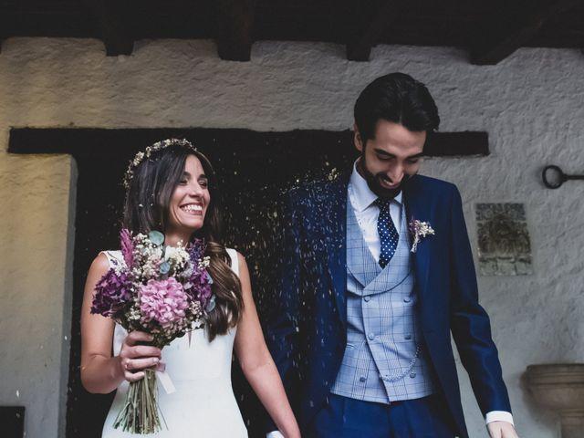 La boda de Claudia y Tommaso