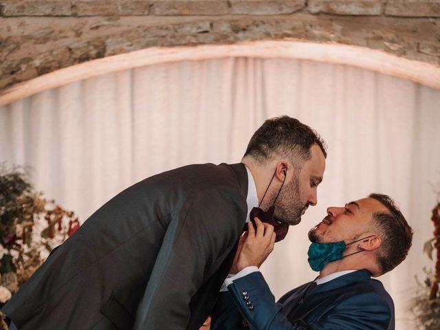 La boda de Raul y Daniel en Valencia, Valencia 8