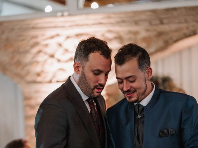 La boda de Raul y Daniel en Valencia, Valencia 10