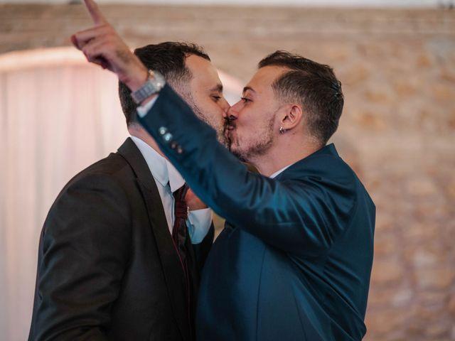La boda de Raul y Daniel en Valencia, Valencia 15