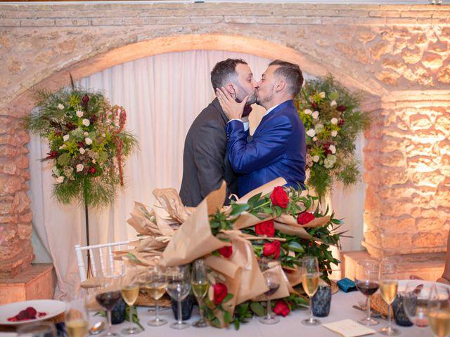 La boda de Raul y Daniel en Valencia, Valencia 53