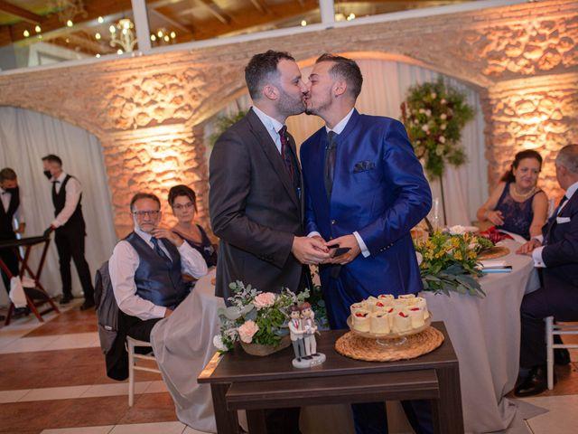 La boda de Raul y Daniel en Valencia, Valencia 55