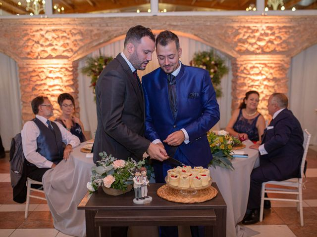 La boda de Raul y Daniel en Valencia, Valencia 56