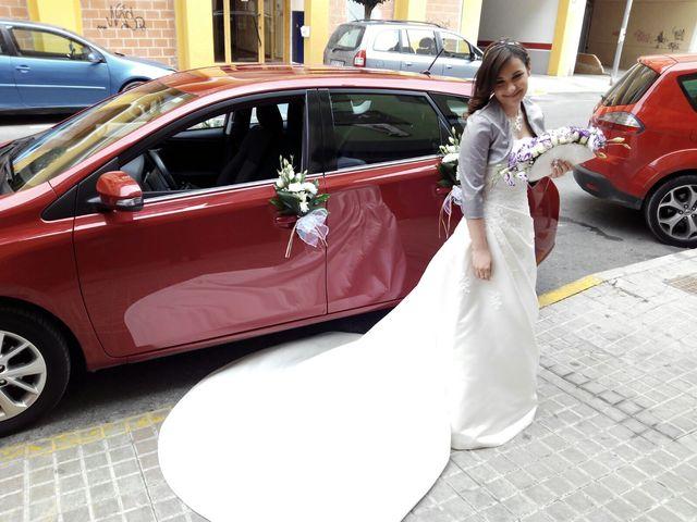 La boda de Ruben y Estefi en Benidorm, Alicante 3