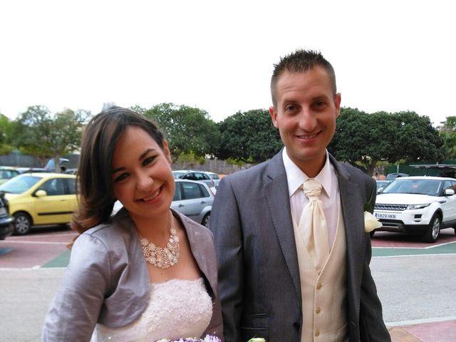 La boda de Ruben y Estefi en Benidorm, Alicante 4