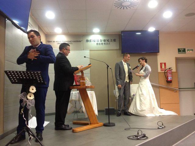 La boda de Ruben y Estefi en Benidorm, Alicante 1