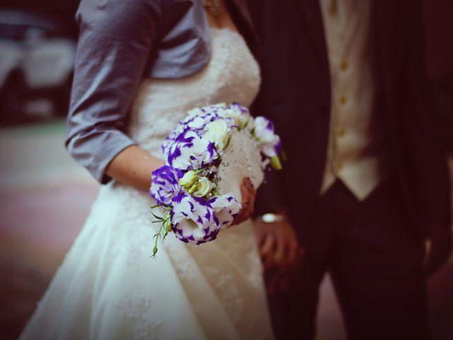 La boda de Ruben y Estefi en Benidorm, Alicante 9