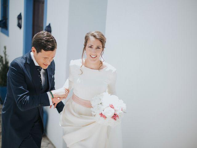 La boda de Antonio y Maria en Marbella, Málaga 35