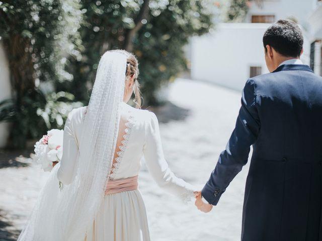 La boda de Antonio y Maria en Marbella, Málaga 1