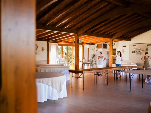 La boda de Dorothée y Remy en Els Casots, Barcelona 8