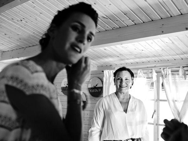 La boda de Dorothée y Remy en Els Casots, Barcelona 13