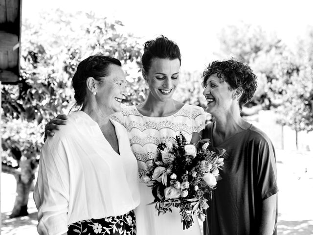 La boda de Dorothée y Remy en Els Casots, Barcelona 14