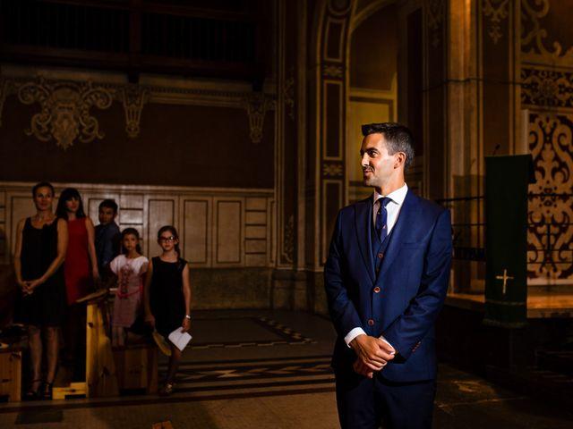 La boda de Dorothée y Remy en Els Casots, Barcelona 16