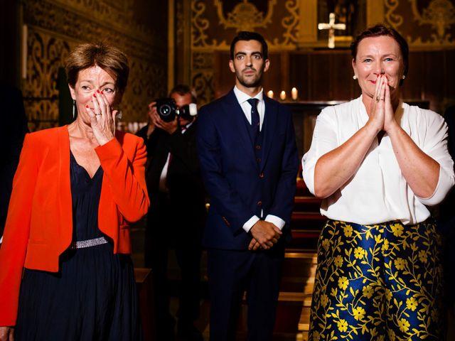 La boda de Dorothée y Remy en Els Casots, Barcelona 17