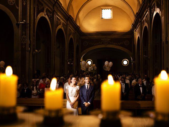 La boda de Dorothée y Remy en Els Casots, Barcelona 18