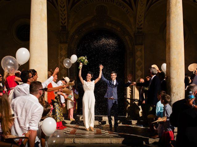 La boda de Dorothée y Remy en Els Casots, Barcelona 19