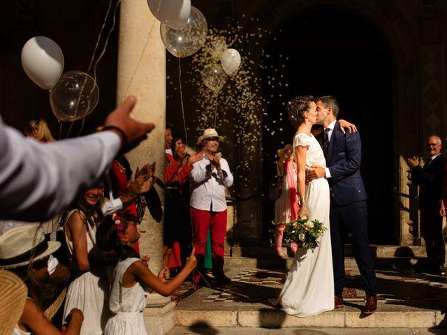 La boda de Dorothée y Remy en Els Casots, Barcelona 20