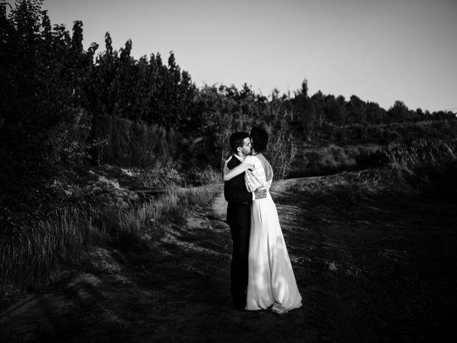 La boda de Dorothée y Remy en Els Casots, Barcelona 27