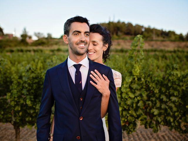 La boda de Dorothée y Remy en Els Casots, Barcelona 29