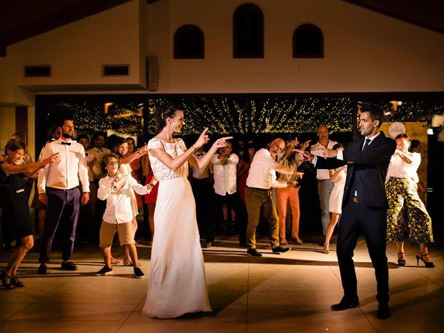 La boda de Dorothée y Remy en Els Casots, Barcelona 37