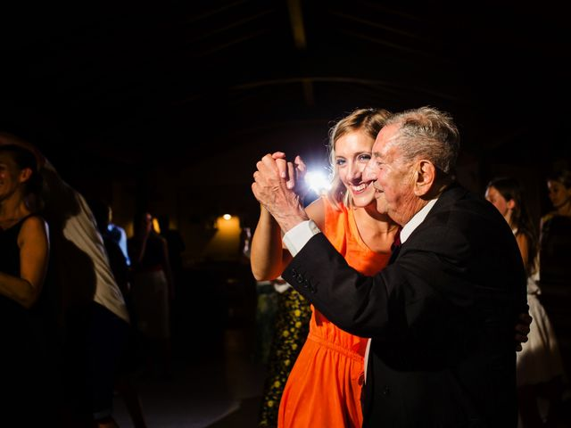 La boda de Dorothée y Remy en Els Casots, Barcelona 42